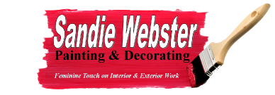 Sandie Webster Logo